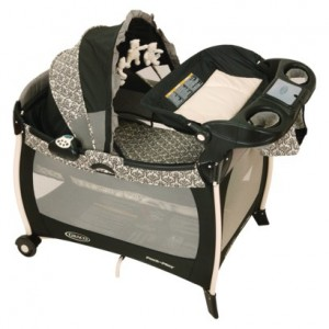GracoPacknPlay 300x300 Product Review: Pack n Play Silhouette by Graco