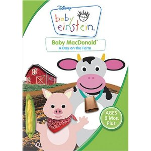 DD Baby Einstein Baby MacDonald Product Review: Baby MacDonald by Baby Einstein