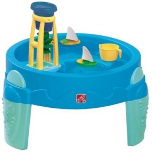 © WaterWheel Activity Play Table by Step2