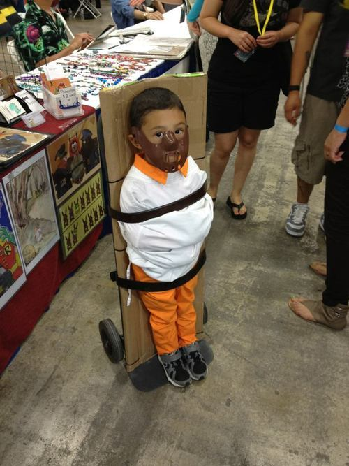 The best and worst Halloween costume ideas for your child » Daft Daddy